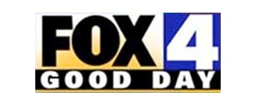 Fox 4 Good Day Logo Brand Partner