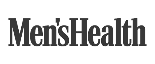Mens Health Logo Brand Partner