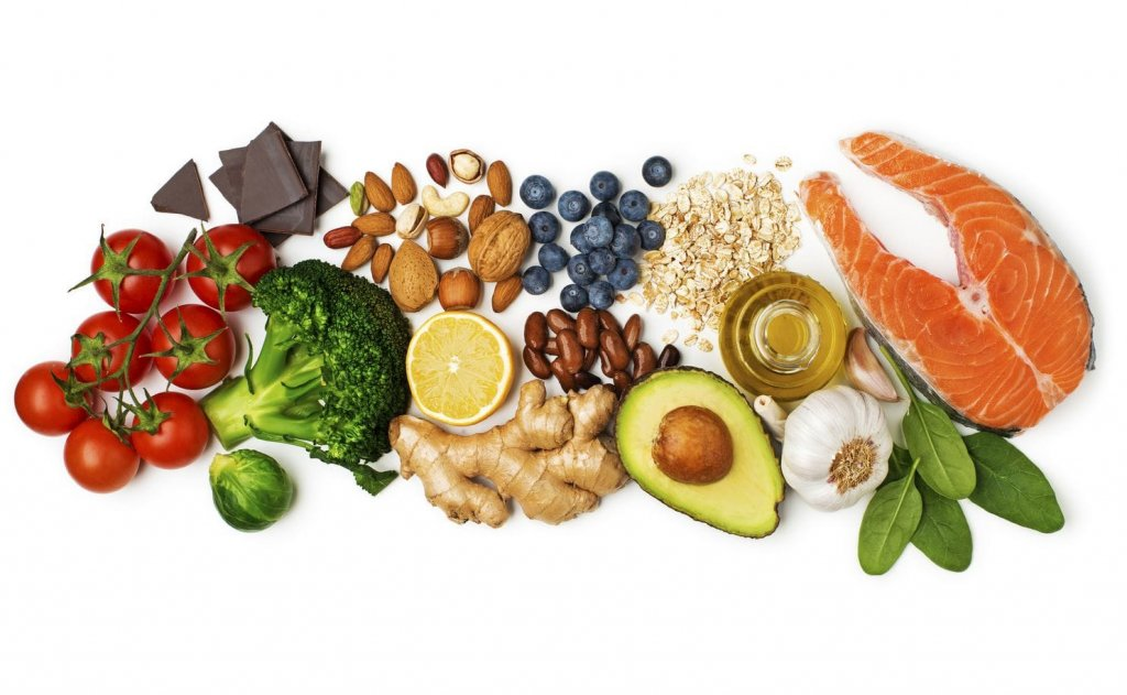 Nutrition Consulting Healthy Food