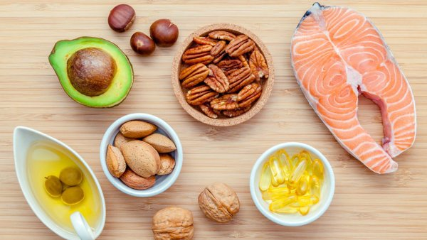 good unsaturated fats diet