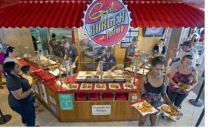 Eat Healthy Vacation Burger Blog Post