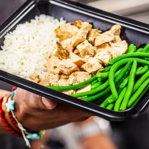 Products Custom Meals