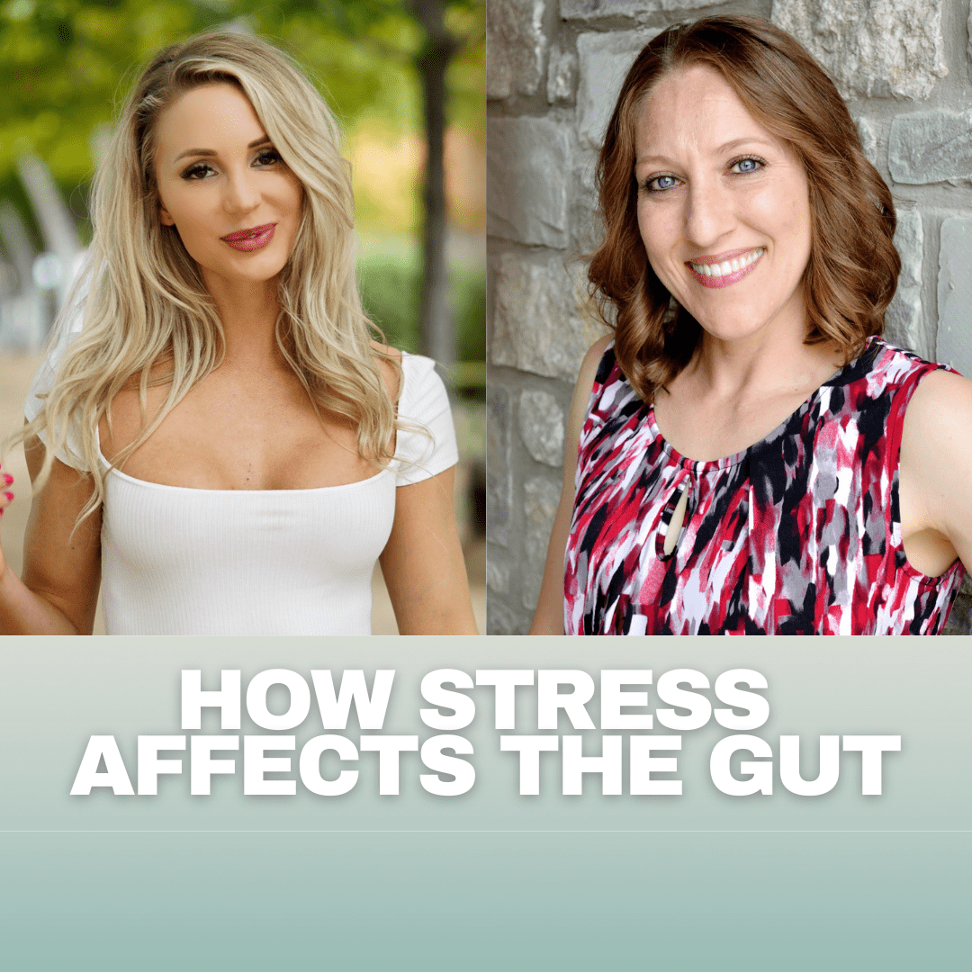 How Stress Affects the Gut with RSN Client, Angela Beasley